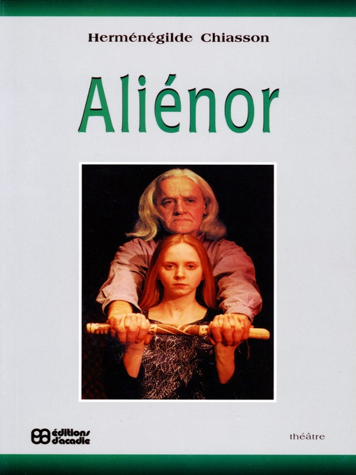 Cover of Aliénor